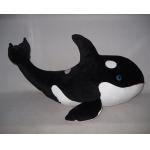*BP0081 Мягкая игрушка Косатка Большая 70 см Абвгдейка