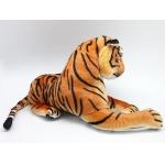 *TP40L Мягкая игрушка Тигр Амур 40 см Абвгдейка