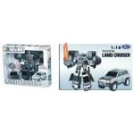 50060 Игрушка Робот-трансформер Машина Toyota Land Cruiser 28 см Happy Well