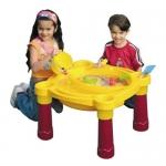 Купить 375 Игровой стол-песочница для воды и песка Marian Plast
