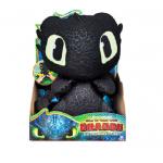 Купить 990068t Мягкая игрушка  Беззубик / Фурия со звуковыми эффектами Как приручить дракона Spin Master