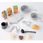 990911 Электронная кухня mini Tefal Cheftronic Smoby