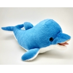 *SW0335 Мягкая игрушка Дельфин Скайп 30 см Абвгдейка