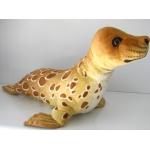 *SW-0022 Мягкая игрушка Тюлень малыш коричневый 57 см