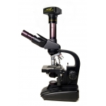 Купить 40029 Тринокулярный цифровой микроскоп Levenhuk D670T