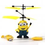 *990073 Летающая игрушка Миньон Дейв на радиоуправлении Гадкий Я