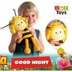 99067 Игрушка-ночник Пчелка Майя музыкальная IMC Toys