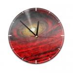 Купить X99015V Настенные часы с текстурой Черная дыра