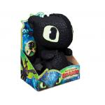 990068t Мягкая игрушка  Беззубик / Фурия со звуковыми эффектами Как приручить дракона Spin Master