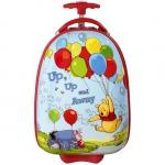 """Купить 99237E Детский дорожный чемодан Винни Пух Disney Pooh 17""""(18"""") Heys"""