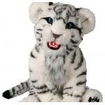 989008 Игрушка интерактивная Белый тигр White Tiger Wowwee