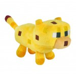 0001 Мягкая игрушка Оцелот из игры Майнкрафт Minecraft