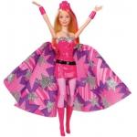 Купить 99061 Кукла-трансформер Супер-принцесса Кара Блестка Barbie Mattel