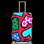Купить 9912-26 Дорожный чемодан на колесиках Heys Britto Hearts Carnival 26''