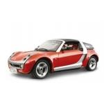 Купить 18-25024 Модель машины SMART Roadster Coupe (2003) Bburago