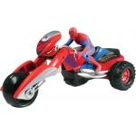 Купить 99775V Радиоуправляемая игрушка Человек-паук на мотоцикле