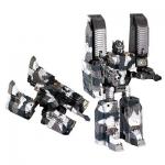 Купить 31010 Игрушка Робот-трансформер Танк X-Bot Jumbo Tankbot 23 см Happy Well