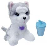 Купить 99085 Интерактивная игрушка Щенок Хаски Забавные Зверята Furreal Friends Hasbro