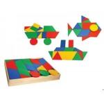 Купить T053ц Мозаика напольная геометрическая