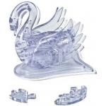 99890 Кристаллический 3D Пазл Лебедь Crystal puzzle