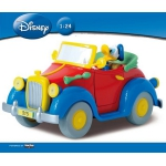 Купить 496028 Коллекционная Машинка с фигуркой DISNEY в асс. 1:24