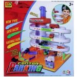 Купить 9928206 Трехярусная парковка с машинками