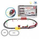 Купить 99040 Игрушка Железная дорога длина полотна 264 см S+S TOYS