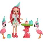 """Купить FCG79 Игровой набор """"Праздник Фламинго"""" Фэнси Enchantimals Mattel"""