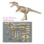 *VТ028 Набор сборный динозавров Edu-Toys
