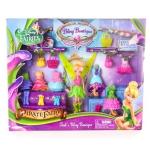Купить 99801 Игровой набор Дисней Фея Динь-Динь Кукла с аксессуарами Disney Fairies