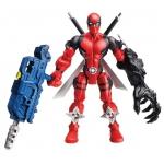 Купить 990011 Фигурка игрушка Дэдпул с оружием DeadPool Figure