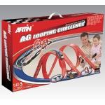8A9033 Игрушка Автотрек 7 м AG Looping Challenge Artin