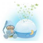 990076 Детский ночник-проектор Первые грезы Chicco