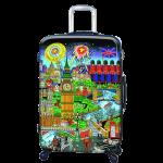"99109-30 Дорожный чемодан на колесиках Heys Fazzino London 30"""