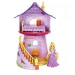 """Купить 99499 Игровой набор с мини-куклой """"Башня Рапунцель"""" Disney Princess Mattel"""