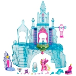990255 Большой Кристальный замок с 2 фигурками My Little Pony