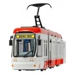 Купить 990331 Игрушка Городской трамвай 46 см Dickie