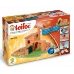 TEI4010 Строительный набор из кирпичиков Коттедж Teifoc