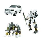 55060 Игрушка Робот-трансформер 3 в 1 Toyota Land Cruiser Happy Well