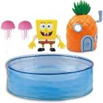 Купить 99351 Набор Спанч Боб с аквариумом и домиком ZURU