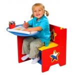 Купить 9904WIK Стол-парта для малышей Alex