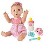 Купить 990008 Интерактивная кукла Лувабелла Luvabella Spin Master
