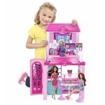 Купить 997945X Дом для кукол с аксессуарами Барби Barbie Mattel