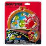 Купить 995764 Игра Дартс с мячом-лизуном Angry Birds