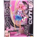 """Купить 99592 Barbie Кукла серии """"Модная штучка. Звезда на сцене!"""""""