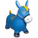 Купить 990881 Прыгунок Лошадь синяя Kid Hop