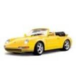 Купить 18-15040 Модель машины Porsche 911 Carrera Cabriolet (1994) Bburago