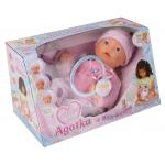Купить 99081 Пупс интерактивный с аксессуарами Agatka