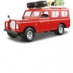 18-25028 Модель машины Land Rover Aziza(1971) Bburago