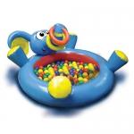 "Купить 993061 Сухой бассейн с шарами ""Слон"" Play wow"